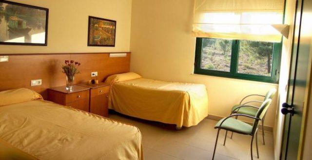 Residencia El Pinar.