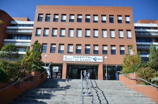 Imagen de archivo del Hospital El Bierzo. / QUINITO