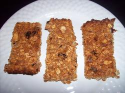 barritas enteras - Barritas de cereales sanas