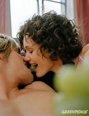 sexo verde - Guía verde para sexo ecológico de Greenpeace