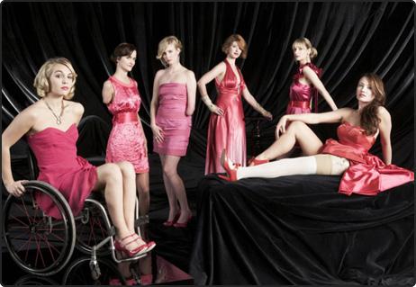 """brittans missing model1 - Debbie van der Putten. Una historia de superación y cruzada anti la """"belleza perfecta"""""""