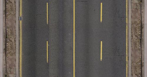 carretera - Las carreteras pueden captar energía solar