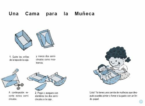 """juguetes unicef31 - """"Hagamos juguetes divertidos"""": libro en pdf de Unicef Colombia"""