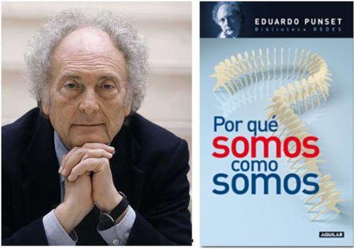 """punset 1 - Eduard Punset entrevistado por Buenafuente por su libro """"Por qué somos como somos"""". Vídeos"""