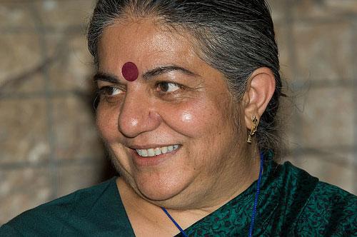 vandana shiva1 - Vandana Shiva