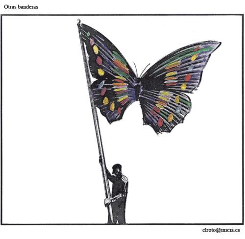 elroto mariposa - El sentido profundo de la crisis