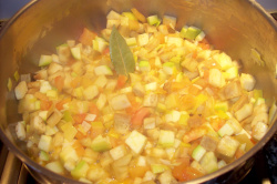 lentejas1 - Receta de lentejas vegetarianas al jengibre