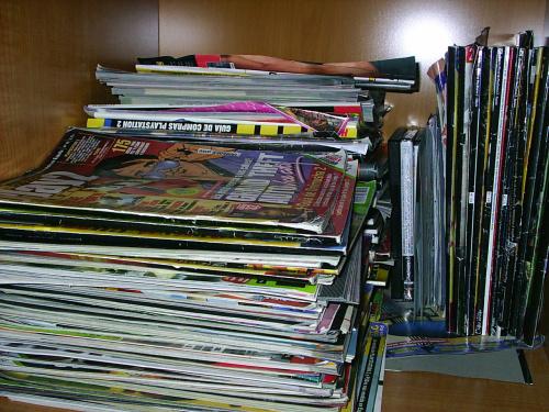 revistas - Cancele las suscripciones a revistas. Simplifica tu vida 27