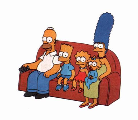 simpsons sofa - Tómese unas vacaciones en casa. Simplifica tu vida 37