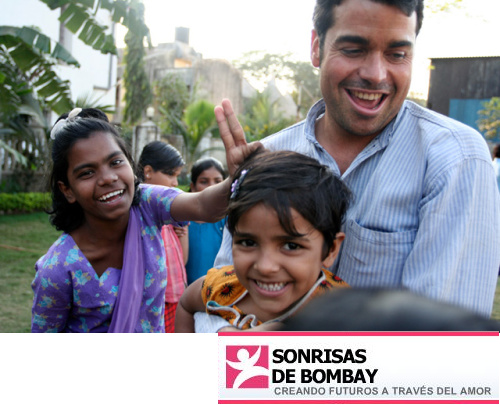 sonrisas de bombay - Sonrisas de Bombay: el increible poder de un pequeño gesto y el compromiso personal