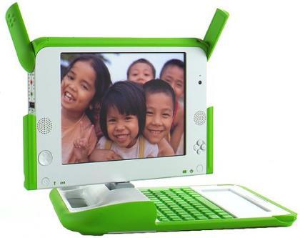 """olpc 2 - """"El ordenador portátil puede acabar con la pobreza del mundo"""". Proyecto OLPC"""