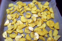 patatashorno1 - Patatas al horno a las hierbas