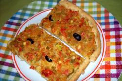 pizza verduras3 - pizza integral de verduras