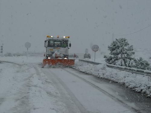 quitanieves - Combatir la nieve con sal tiene sus consecuencias. Alternativas más ecológicas
