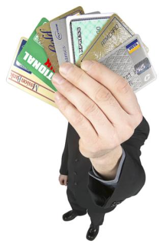 tarjetas1 - Mantenga una sola tarjeta de crédito. Simplifica tu vida 43