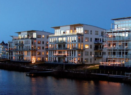 barrio sueco sostenible - Hammarby Sjöstad: un modelo de desarrollo urbano sostenible