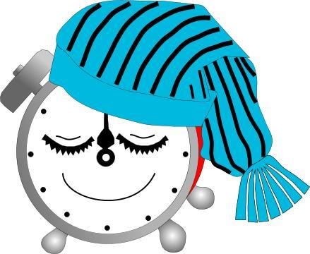 dormir - Acuéstese a las nueve una noche a la semana. Simplifica tu vida 65