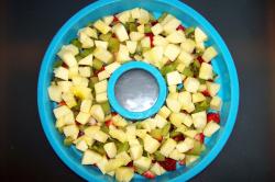 jalea de frutas frescas