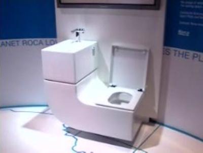 lavabo e inodoro todo en uno - lavabo e inodoro todo en uno