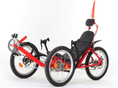 triciclo Montseny