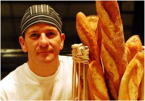 """xavier barriga foto - """"Quiero recuperar el placer de comer pan"""". Entrevista al Maestro Panadero Xavier Barriga"""