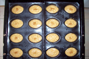 bizcochitos horno - Bizcochitos de naranja de mi madre