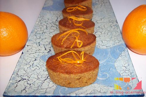 bizcochitos - bizcochitos de naranja