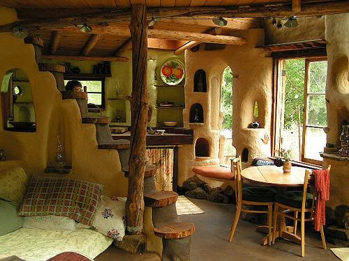 casa cob moderna - Casas de paja, arena y arcilla. Una antigua técnica que renace en nuestros días