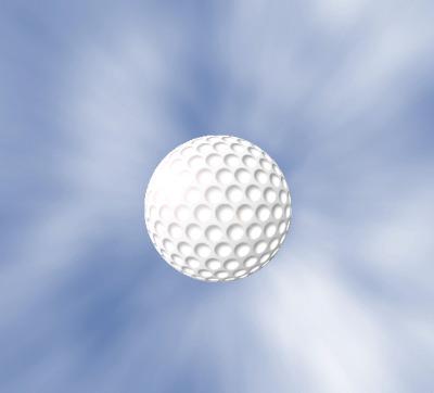 golf ball - Relato sobre las pelotas de golf y las prioridades en la vida