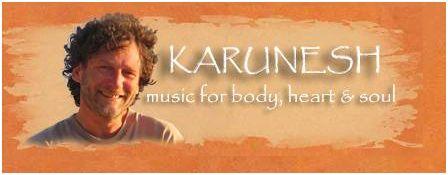 karunesh - KARUNESH: música para el cuerpo, el corazón y el alma