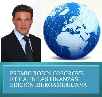 Premio Robin Cosgrobe - Etica en las finanzas