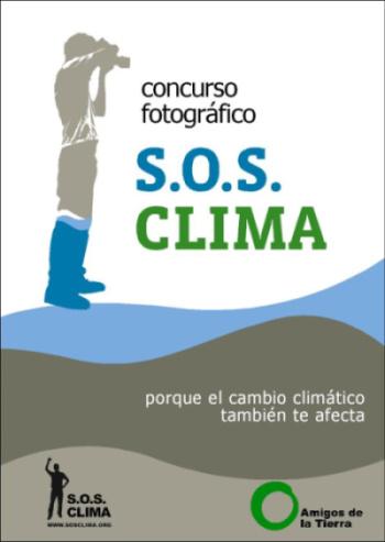 concurso fotografico sos clima1 - S.O.S. Clima: concurso fotográfico de Amigos de la Tierra