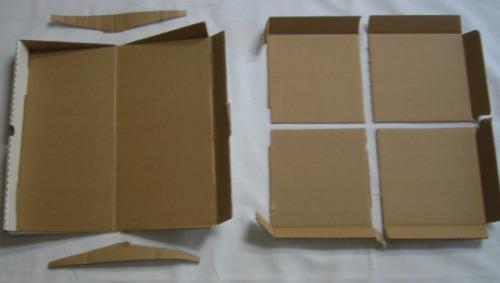 pizza - GREEN BOX: la caja de pizza del siglo XXI