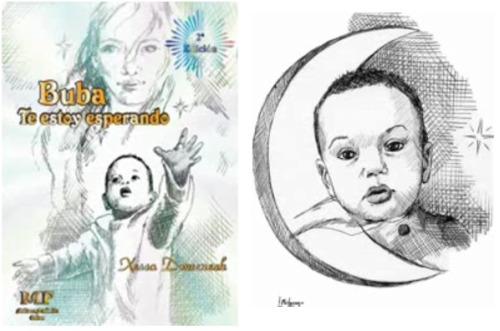 """buba - """"BUBA, TE ESTOY ESPERANDO"""": precioso relato sobre un bebé a la espera de sus padres adoptivos"""