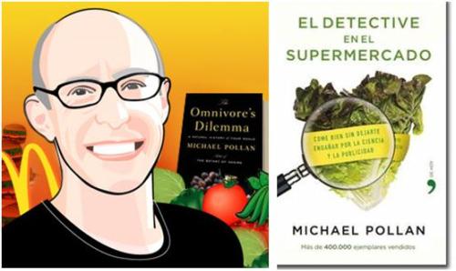 """detective - Michael Pollan y su libro """"EL DETECTIVE EN EL SUPERMERCADO"""""""
