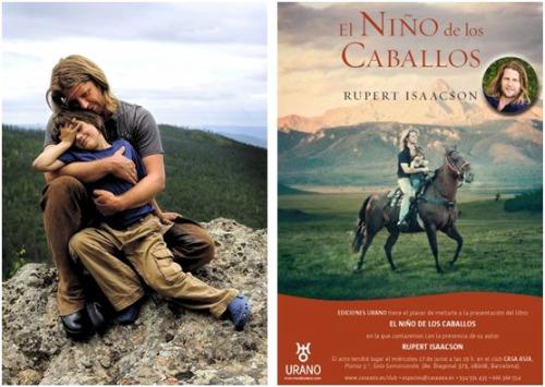 """el nino de los caballos4 - Rupert Isaacson, el padre de """"el niño de los caballos"""" estará en Barcelona el 17 de junio del 2009"""