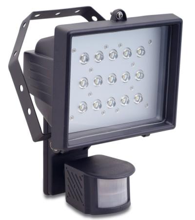 gl spotlight 15 - Gran ahorro de energía con los focos de exterior a base de LEDs de GlacialLight