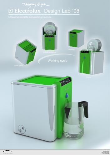 lavavajillas - Llega la limpieza en seco, o casi, para la vajilla