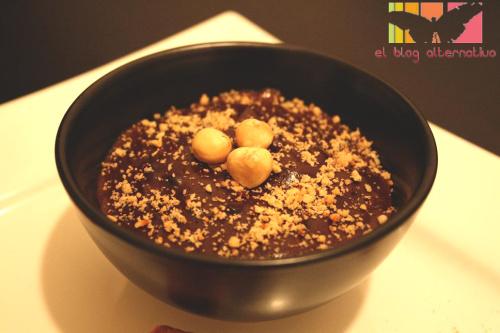 natillas chocolate ena - Receta de NATILLAS DE CHOCOLATE y merengues con las claras que sobran