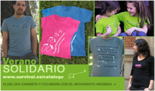 survival camisetas
