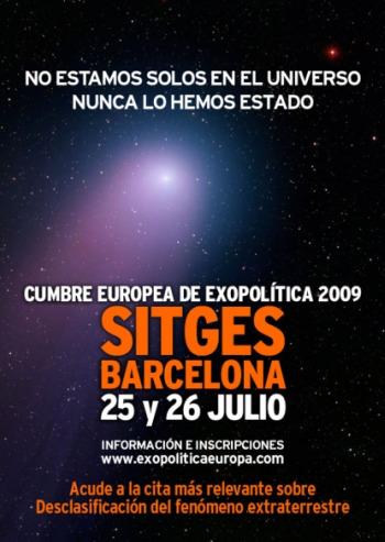 cumbre exopolitica 2009