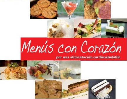 menus corazon2 - MENÚS CON CORAZÓN: recomendaciones y pdf con recetas