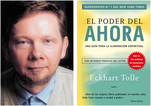 """tolle - """"El poder del ahora"""": La felicidad en el presente según ECKHART TOLLE"""