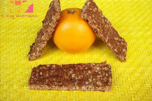 barritas naranja1 - barritas-de naranja dátiles y avena