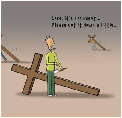 cruz3 - ¿Cómo llevas las cruces de la vida?