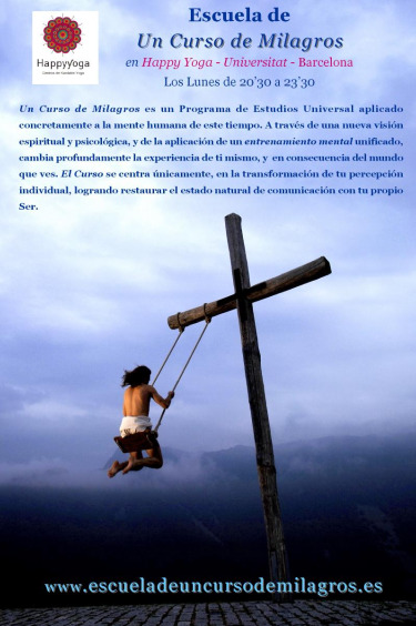escuela milagros - Escuela de Un Curso de Milagros en Barcelona