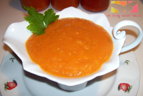 salsa tomate frito