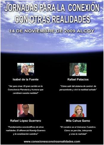 alcoy1 - Jornadas para la conexión con otras realidades en Alcoy (Alicante) el 14 de noviembre del 2009
