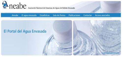 aneabe - Réplica de ANEABE, la Asociación Nacional de Empresas de Aguas de Bebida Envasada en España, a nuestros artículos sobre el agua embotellada: el mayor fraude de la historia