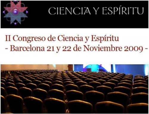 ciencia y espiritu1 - II Congreso de Ciencia y Espíritu en Barcelona: 21 y 22 de noviembre del 2009 con la presencia de la monja Teresa Forcades